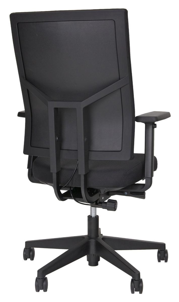 24Designs Sale - Bureaustoel Business Atlanta - Zwart