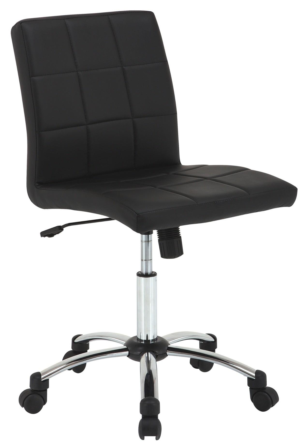 24Designs Bureaustoel Anouk - Zwart