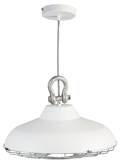 ETH Hanglamp Industry - Mat Wit
