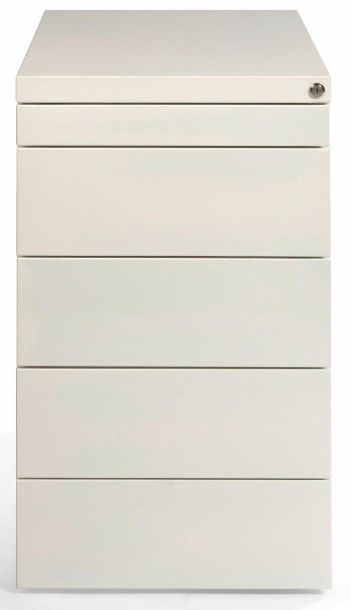 24Designs Ladeblok Elite 560 Staand 4+1 - RAL 9010 Wit