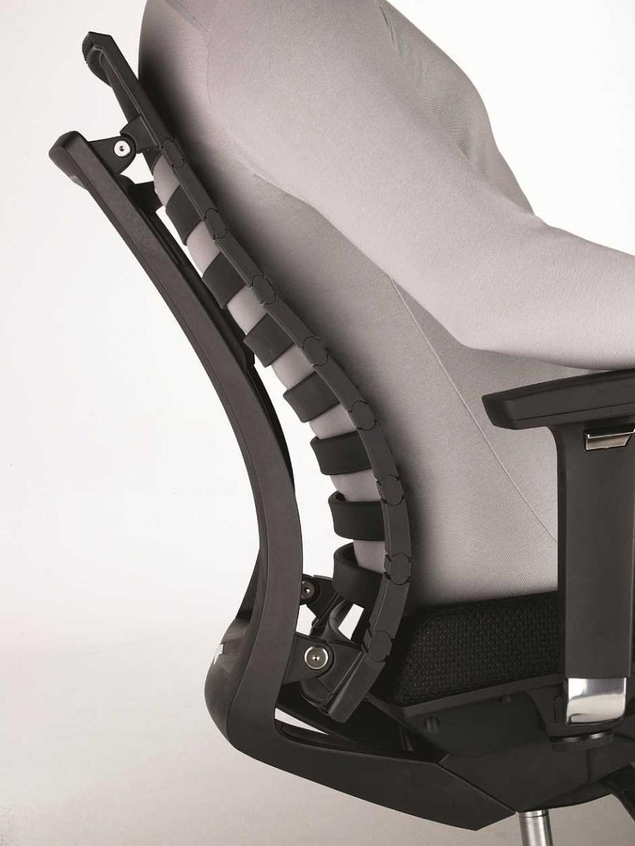 24Designs Bureaustoel Arti Chair - Grijs