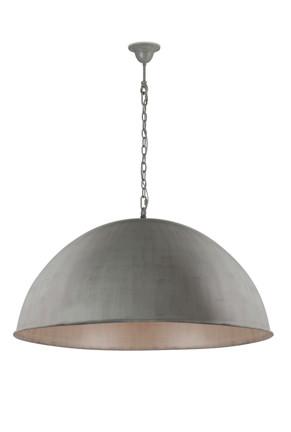 Linea Verdace Hanglamp Cupula Classic - Grijs TaupeØ90 Cm