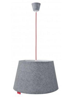 Moree Alice Hanglamp - Ø50 x H30 cm - Grijs