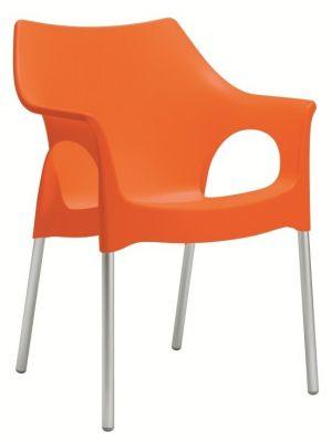 Stoel Ola - Oranje