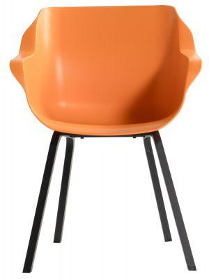 Hartman Sophie Element Tuinstoel Armleuningen - Set van 2 - Indian Orange