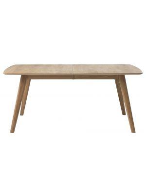 24Designs Sandved Verlengbare Eettafel - 150/195x90x75 - Eiken