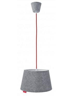 Moree Alice Hanglamp - Ø30 x H18 cm - Grijs