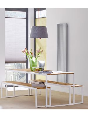 Moree Alice Hanglamp met multicolor LED - Ø50 cm - Grijs