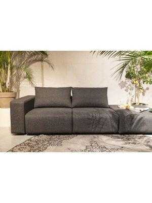 Zuiver Breeze 3-zits Outdoor Sofa - Armleuning Links - Antraciet