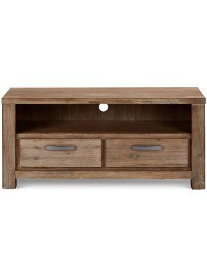 24Designs Alaska TV-meubel - B120 x D45 x H55 cm - Massief Acaciahout