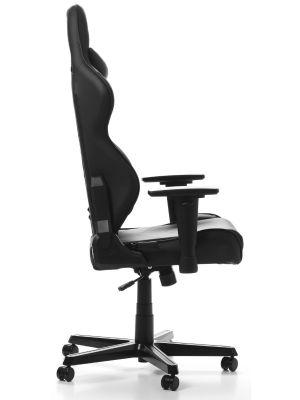DXRacer Racing-series Game & Bureaustoel - Zwart PU