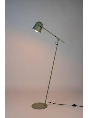 Zuiver Lau Vloerlamp - B61 x H131 cm - Lichtgroen