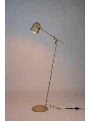 Zuiver Lau Vloerlamp - B61 x H131 cm - Beige