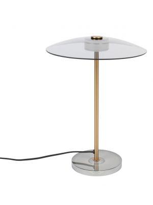 Zuiver Float Tafellamp - Ø30 x H42 cm - Glas/Brons