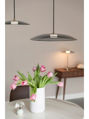 Zuiver Float Hanglamp - Ø30 x H163 cm - Glas/Brons