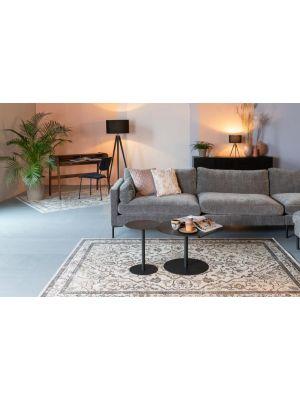 Zuiver Trijntje Vloerkleed - L240 x B170 cm - Amazing Grey