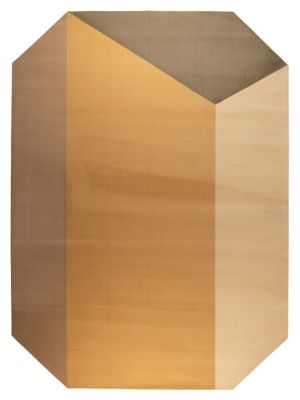 Zuiver Harmony Vloerkleed - L290 x B200 cm - Bruin