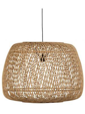 WOOOD Exclusive Moza Hanglamp - Bamboe - Naturel
