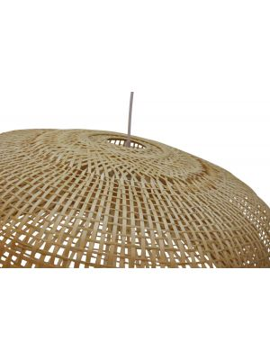 BePureHome Construct Hanglamp - Ø 65 x H30 cm - Naturel