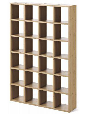 TemaHome Boekenkast Pombal Comp 2010-001 - B151 x D34 x H224 cm - Wild Oak