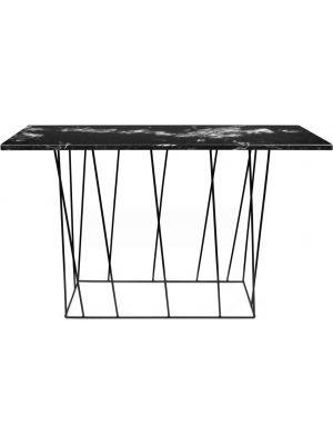 TemaHome Helix Sidetable - 120x40x76 - Zwart Marmer