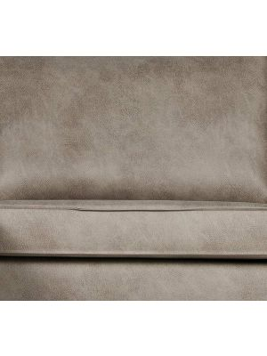 BePureHome Rodeo Chaise Longue Links Elephant Skin