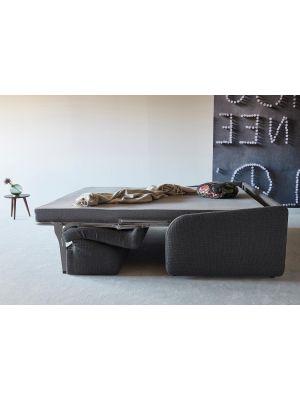 Innovation Slaapbank Eivor 160 SPRING - Kenya Dark Grey 577