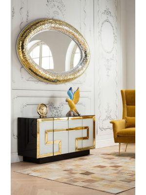 Kare Design Dressoir Elite - 4-deurs - 70 x 140 x 45 cm