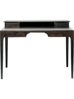 Kare Design Brooklyn Bureau - L110 x B70 x H85 cm - Donker Sheesham Hout - Walnoot