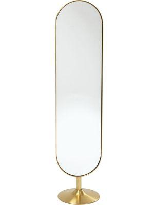 Kare Design Curve Staande Spiegel - H170 x B40 cm