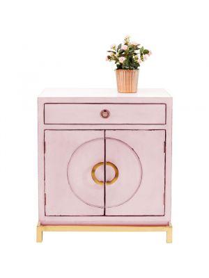 Kare Design Disk Pink Dressoir - 76x45x85 - Roze