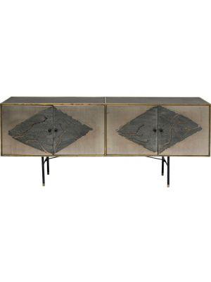 Kare Design Mancha Dressoir - B183 x D42 x H77 cm - Metaal