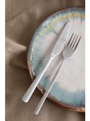 Kare Design SALE - Gloria Bestekset - 16-delig - Mat Zilver
