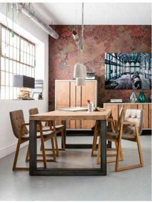 Kare Design Dining Concrete 3-Lichts Hanglamp - Grijs