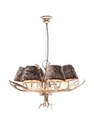 Kare Design Huntsman 6 Branched Hanglamp