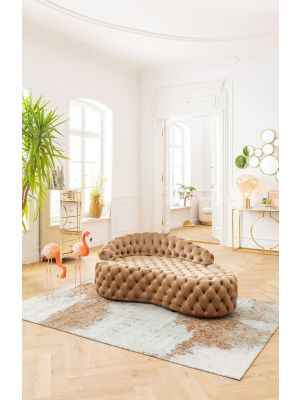 Kare Design Luxury Ladekast 5-Laden - B49xD41xH110 cm - Spiegelglas Champagne