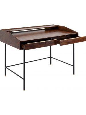Kare Design Ravello Bureau - B118 x D70 x H83,5 cm - Sheeshamhout