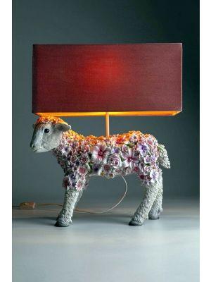 Kare Design Flower Sheep Tafellamp - B56 x D49 x H64 cm