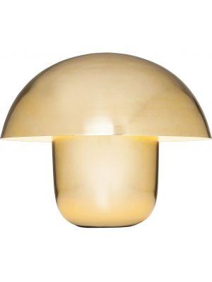 Kare Design Mushroom Tafellamp 1-Lichts Ø50 x H44 - Messing