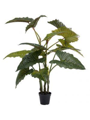 Kare Design Kunststof Tropische Plant Taro Hoogte 180 cm