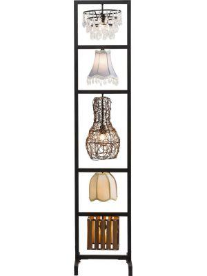 Kare Design Vloerlamp Parecchi Art House Small - H176 cm