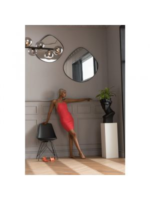 Kare Design Spiegel Göteborg - B93 x H90cm