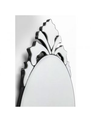 Kare Design Wandspiegel Baroque Ella - B41 x H100cm