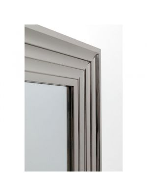 Kare Design Wandspiegel Frame Eve - B74 x H99cm - Zilver