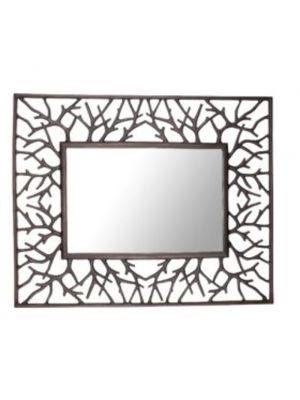 Kare Design Wandspiegel Tree Branch Rechthoek - B100 x H82cm