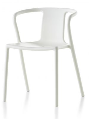 Magis Air Armchair Stoel - Set van 4 - Wit