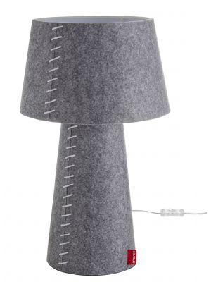 Moree Alice Tafellamp - Ø30 x H50 cm - Grijs