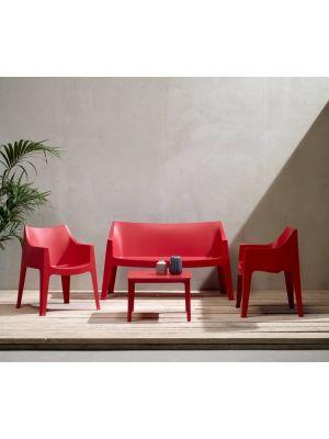 Bank Coccolona Sofa - Rood