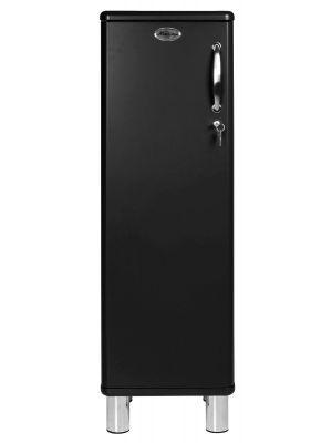 Tenzo Afsluitbare Kast Malibu 1-Deurs - B35 x D34 x H111 - Zwart