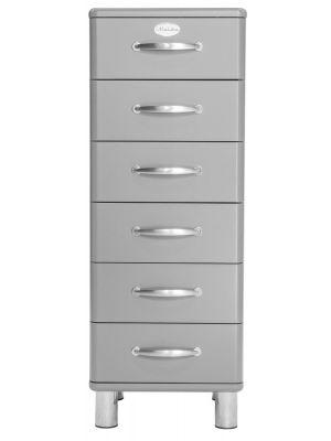 Tenzo Ladekast Malibu 6-Laden - B41 x D41 x H111 - Aluminium
